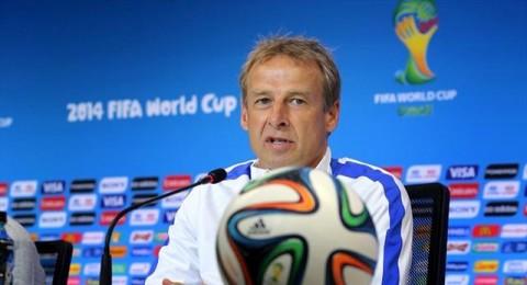 كلينسمان ينتقد اختيار الفيفا لحكم جزائري لمباراة امريكا وبلجيكا