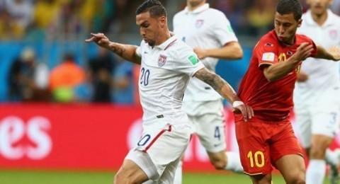بلجيكا تضرب موعداً مع التانغو بفوزها الصعب على اميركا