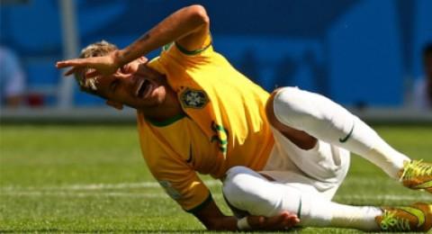 نيمار يتعافى ويستعد للمشاركة أمام كولومبيا