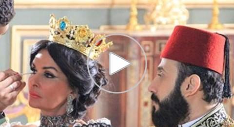 جرأة سرايا عابدين: هل أصبح حريم السلطان قدوة؟   يسرا في دور الوالدة باشا
