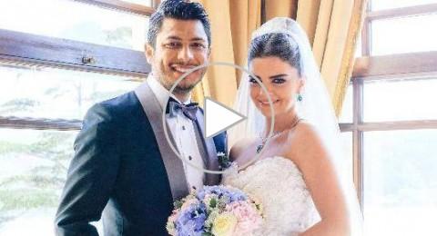 السلطانة مريم تحتفل بزفافها بين نجوم حريم السلطان