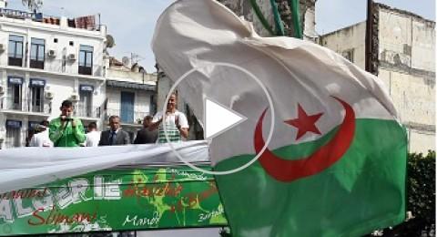 كيف استقبلت الجزائر