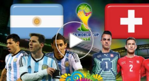 الليلة: الأرجنتين في اختبار صعب أمام سويسرا