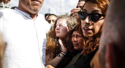 اردوغان يهاتف التميمي وجامعة أردنية تستعد لها بمنحة كاملة