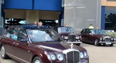 إليزابيث الثانية تبيع سيارتها في مزاد علني