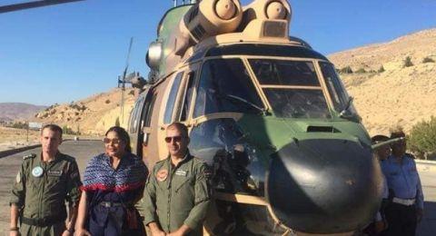 الجيش الأردني يوضح حقيقة