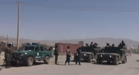 35 قتيلا بهجوم على مسجد بأفغانستان أثناء الصلاة