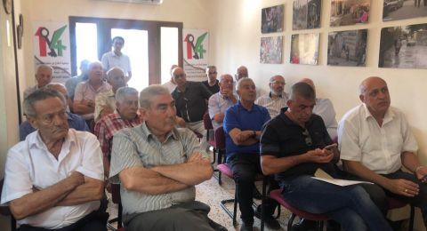 انتخاب هيئة ادارية جديدة لجمعية الدفاع عن حقوق المهجرين