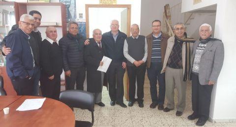 المبادرة لبلورة برنامج عمل تربوي-ثقافي لطرحه على المرشحين والمرشحات لانتخابات السلطات المحلية العربية