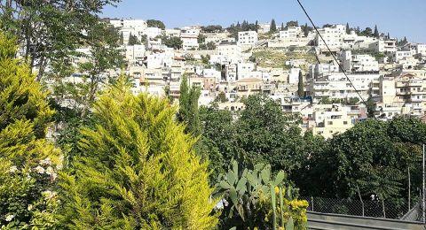 ادانة فلسطينية لإقامة مشروع استيطاني جديد في سلوان