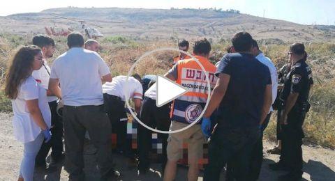 الاعلان عن وفاة الفتى  الذي غرق في نهر الاردن