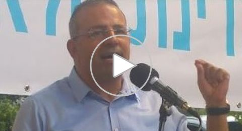 بعد احتجاجه على خطاب ديختر: اعتقال د. أمير خنيفس وشقيقه واقتياده لشرطة كرميئيل
