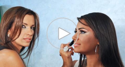 نصائح لماكياج السهرة، مقدمة من خبيرة التجميل خلود بياضي