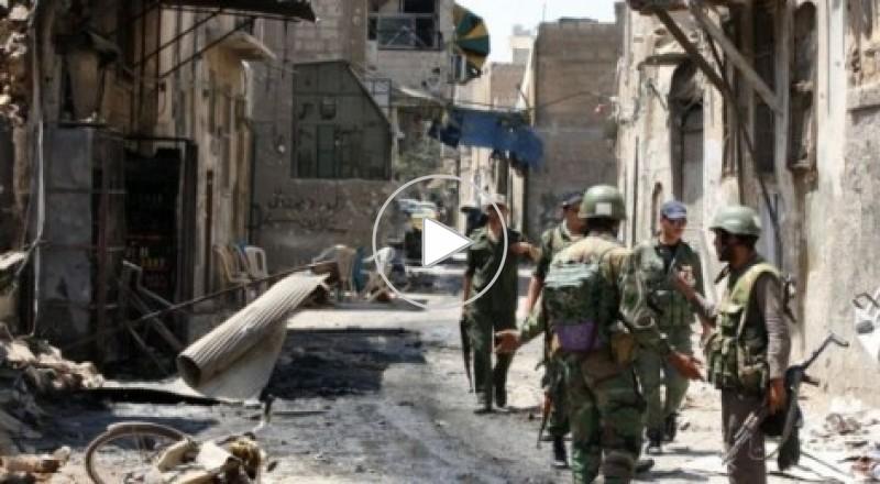 الجيش السوري يواصل عملياته في ريف دمشق