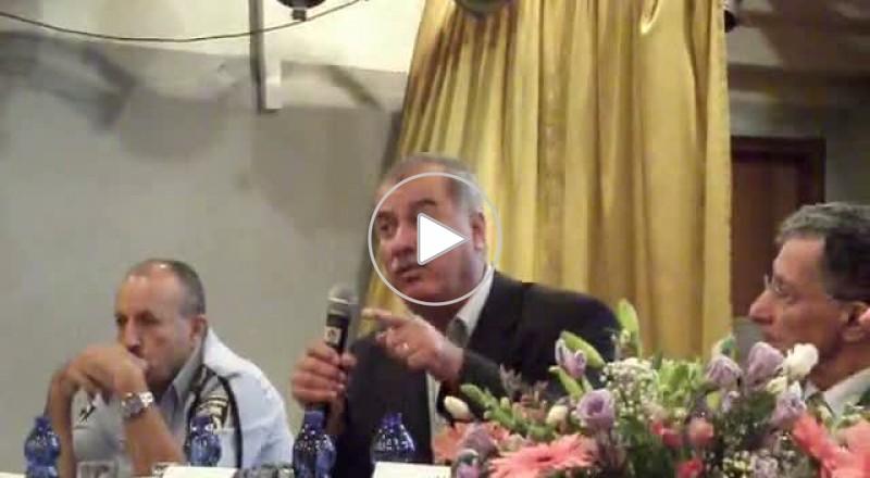 طبريا: مؤتمر بعنوان العنف في المجتمع العربي..اسبابه ،وأين تكمن الحلول