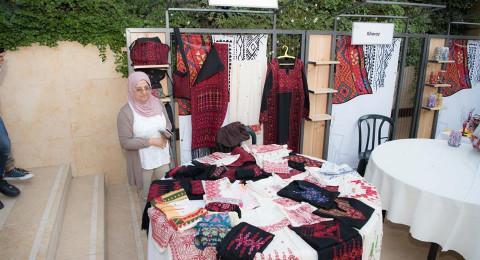 القدس: اطلاق البازار السنوي الثامن لرائدات الأعمال الفلسطينيات