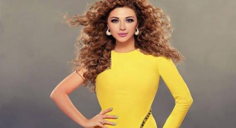 المغنية اللبنانية ميريام فارس تتعرض لحادث وتعلن غيابها