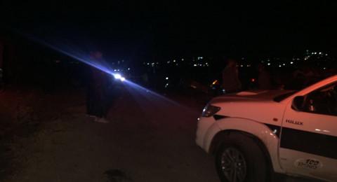 طمرة: اطلاق نار ومصاب، والشرطة تحقق