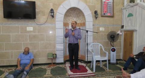 محاضرة قيمة في مسجد اللبابيدي لفضيلة الشيخ الدكتور محمد شاهر كبها