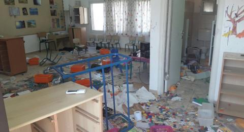 كريات غات: طفلتان (9 و- 12 عامًا) تعيثا خرابا وتلحقا اضرارًا مادية جسيمة داخل روضة اطفال