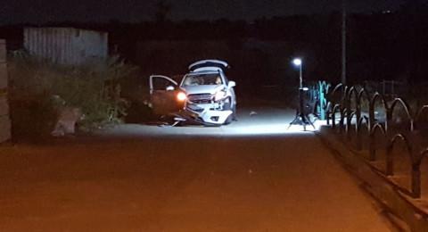 انفجار بسيارة مواطن من شفاعمرو والخلفية غير واضحة!