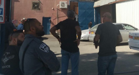 رهط: الشرطة في حملة ضبط مكثفة مشتركة