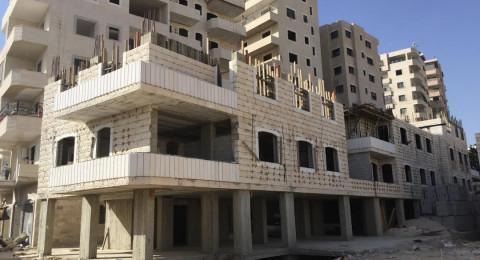 بلدية القدس تنوي هدم 138 شقة في حي المطار لشق شارع للنقل العام
