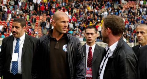 هذا المدرب مرشح لخلافة زيدان في ريال مدريد