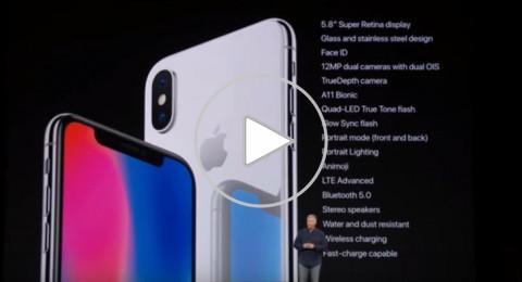 محللون: آيفون 10 أفضل هواتف آبل