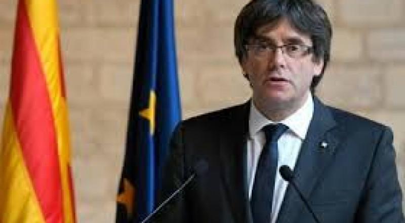 اصدار مذكرة توقيف أوروبية بحق رئيس كتالونيا المُقال