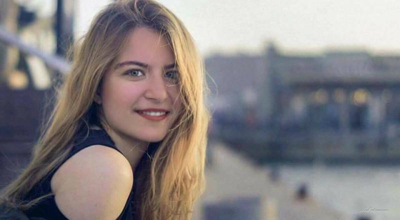 جائزة الطموح العلمي على اسم يارا حمادة