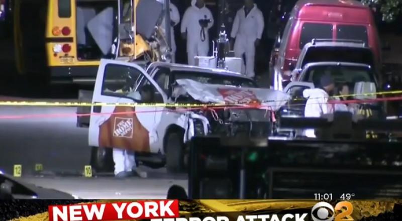 نيويورك: 8 قتلى في هجوم منهاتن ومعظمهم من الأجانب