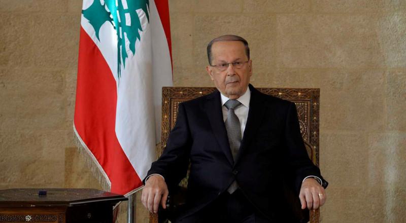 العماد عون ينتظر عودة الحريري إلى لبنان للاطلاع على أسباب استقالته