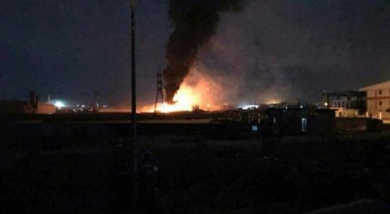 الدفاع الجوية السورية تتصدى لطائرات إسرائيلية تقصف منشأة صناعية بريف حمص