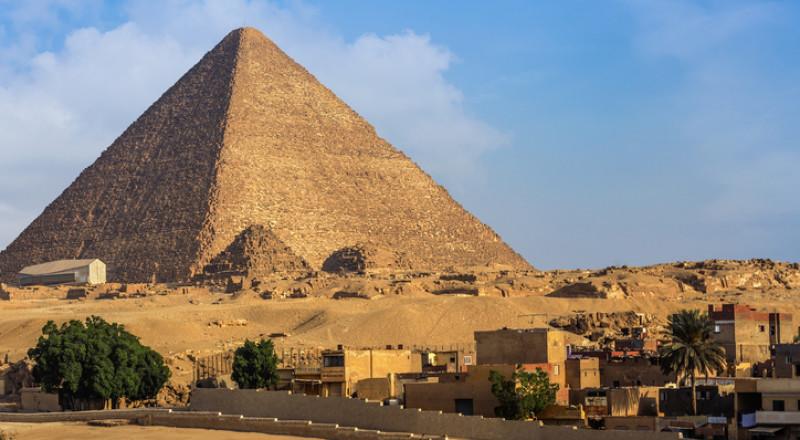 افتتاح مقبرة عمال الهرم الأكبر للزوار!