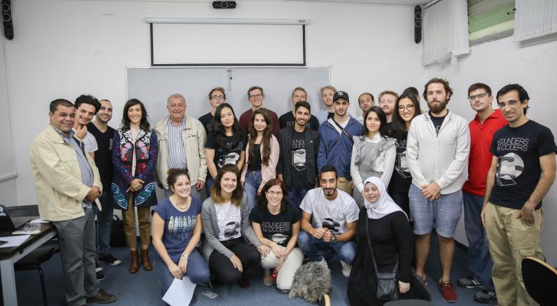 جمعية الناصرة: طلاب البرمجة يعرضون تطبيقات تكنولوجية لقطاع السياحة