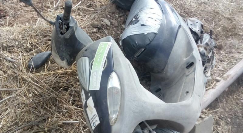 النقب: دراجة نارية مسروقة واعتقال مشتبهين من اللقية
