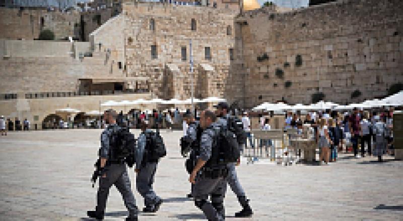 وحدة شرطية اسرائيلية جديدة خاصة بالمسجد الاقصى