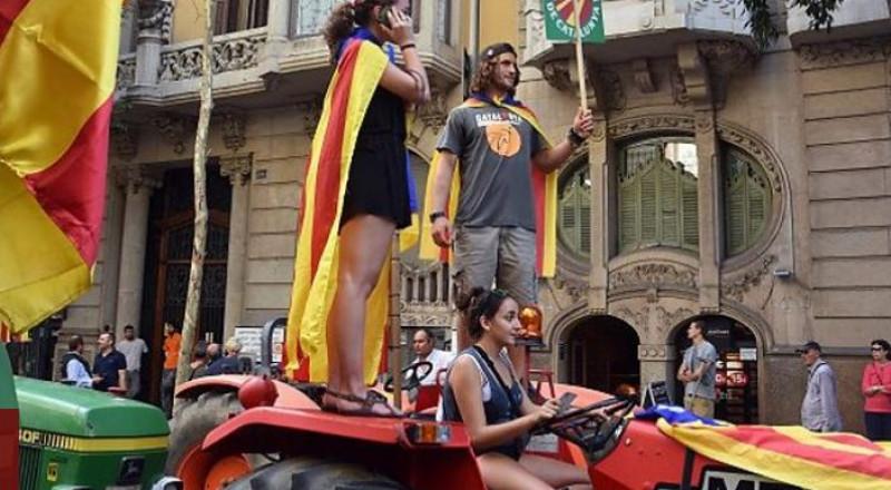 كتالونيا قد تكون عضوا ناجحا في اقتصاد الاتحاد الأوروبي في حال استقلت