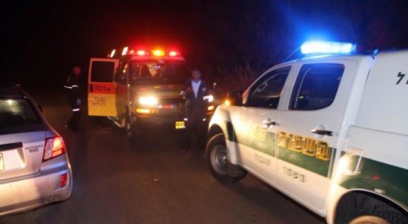 النقب:مصرع طفلة (6 اعوام) جراء حادث دهس