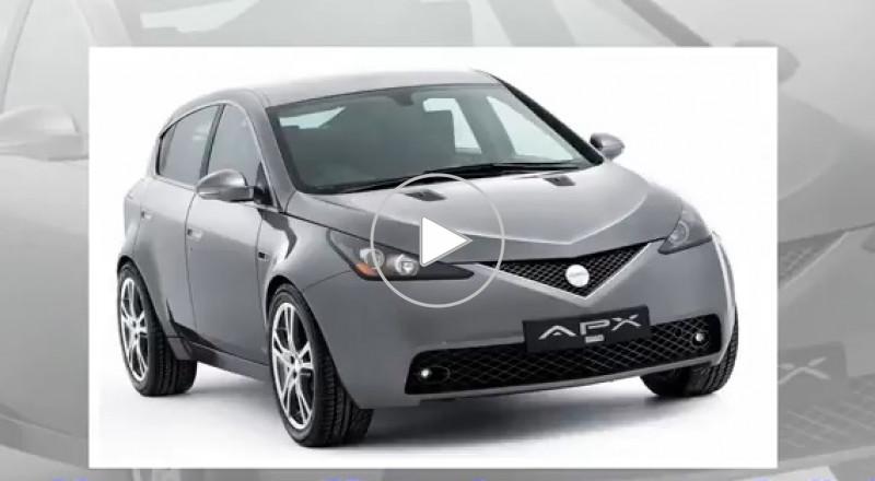 Lotus البريطانية تنوي اكتساح سوق سيارات الكروس أوفر