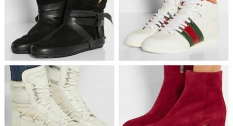 أحذية مريحة لحياتك اليومية لفصل شتاء دافئ