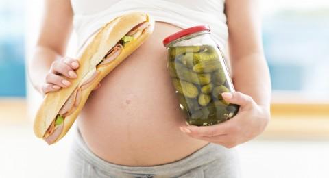 تعرفي على أكثر وحام الحوامل جنوناً!