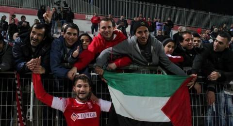 كفاكم تملقا ..رفع العلم الفلسطيني ليس تجاوزًا للقانون