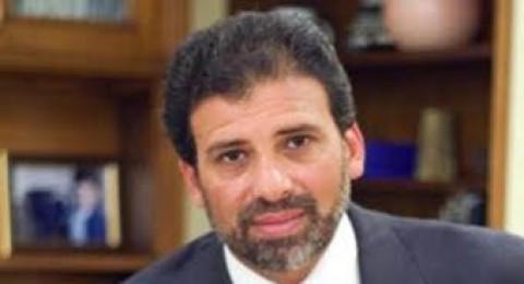 """خالد يوسف نقلا عن المحتجين: """"مش حنمشي.. هو اللي يمشي"""""""