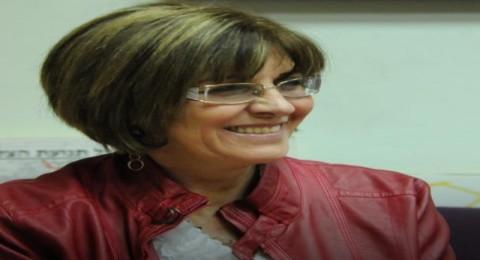 ابتهاج مجلي مستشارة رئيس بلدية الناصرة لرفع مكانة المرأة