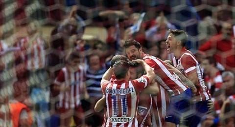 اتلتيكو مدريد يعزز موقعه في الصدارة بفوزه الثمين على فياريال