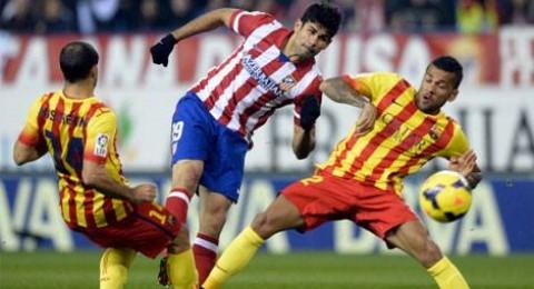 دييغو كوستا قد يغيب عن مواجهة برشلونة