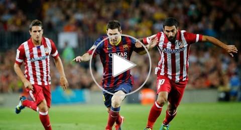 موعدنا الليلة: برشلونة يستضيف اتلتيكو مدريد بنية الحسم