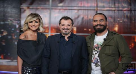 هيدا حكي 4 - الحلقة 28 - جوزيف طوق ورولا كعدي